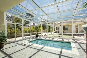 Sunroom Pool Enclosure Riverside, CA